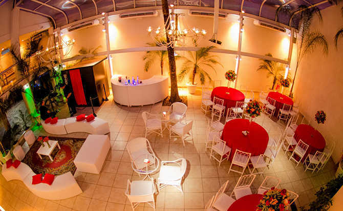 Salão Caravelas Eventos