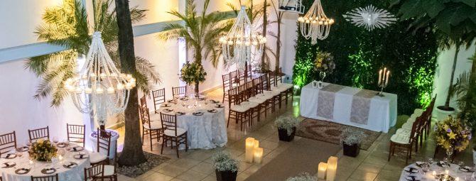 Casamento com cerimônia é na Caravelas Eventos