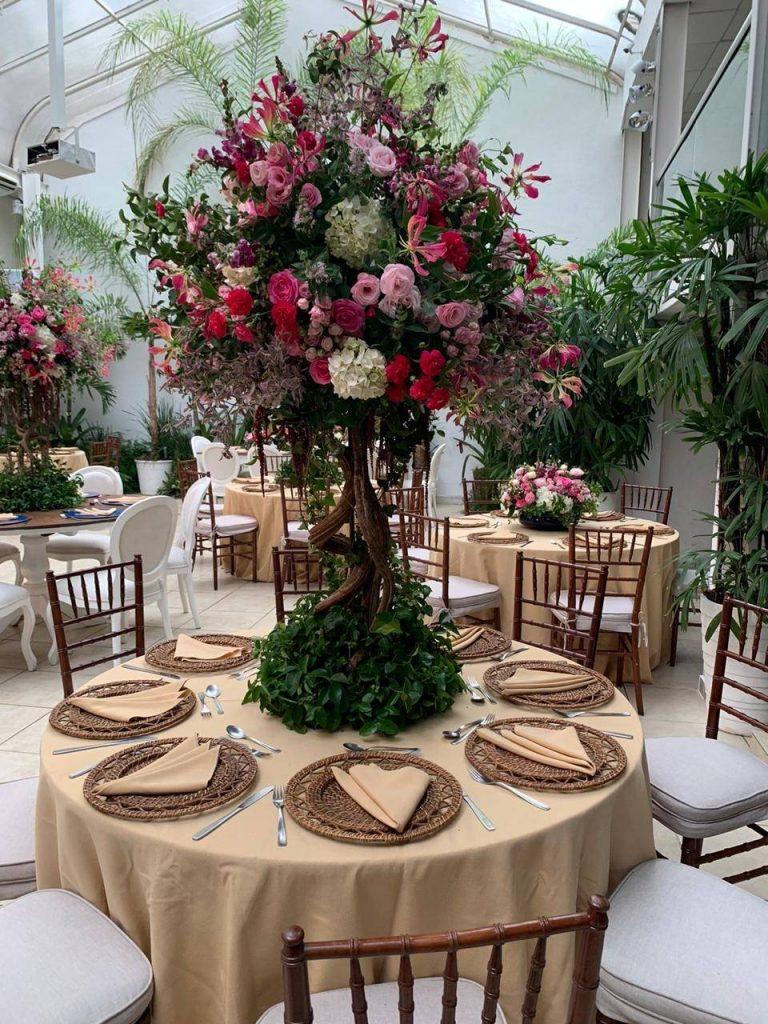 Decoração de Mesa para Casamentos/Bodas | Caravelas Eventos